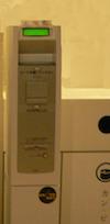 専用加金機(オルタス内に設置)